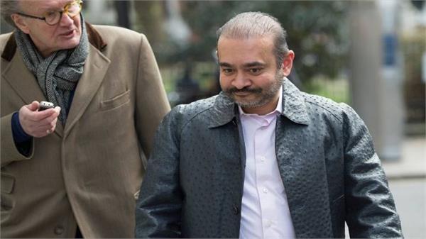 pnb scandal  british court extends nirav modi  s remand to 24