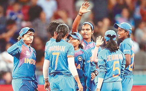 challenge of bangladesh in front of indian women team today