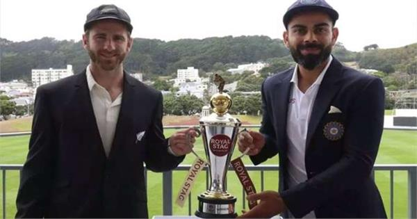 ind vs nz new zealand wins toss and invites india to bat
