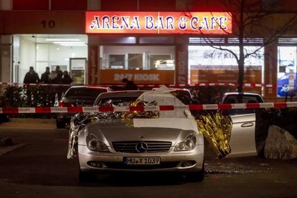 8 people killed shootings germany