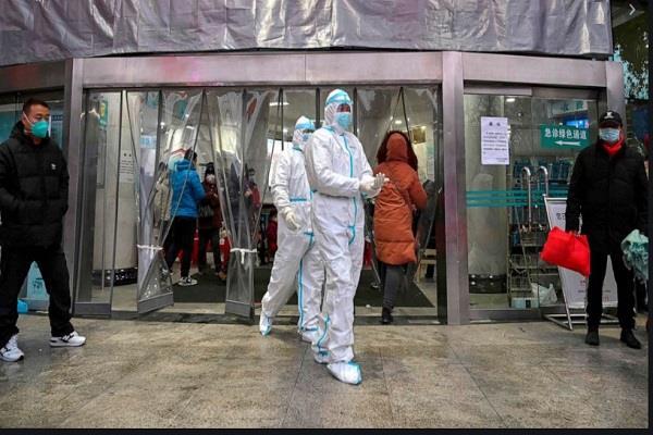 1631 people die corona virus china