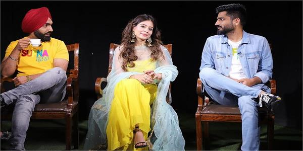 upcoming movie sufna interview