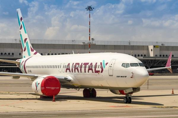 air italy suspending operations