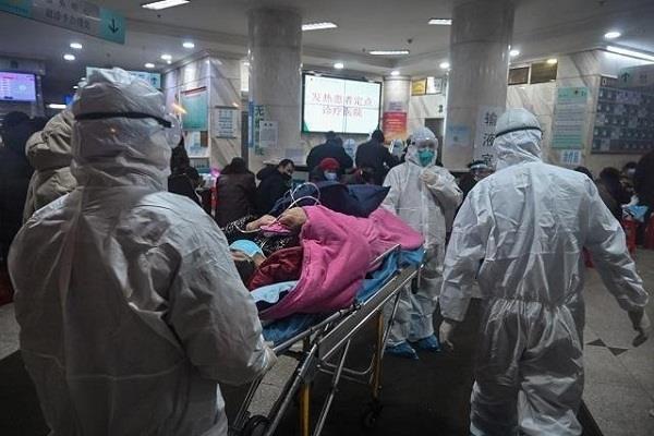 china  death toll