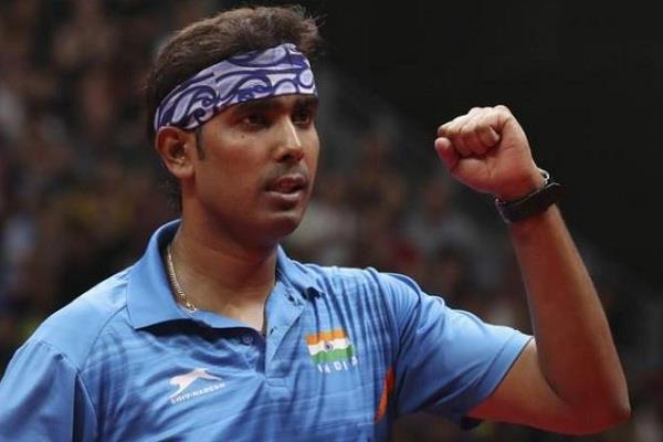 sharath kamal  hungary open  quarter finals