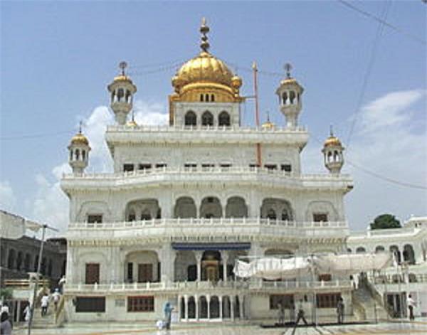 amritsar sri akal takhat sahib delhi committee constituted