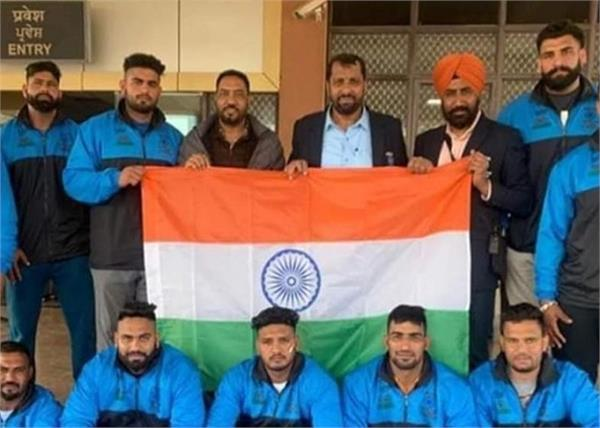 bathinda  punjab kabaddi association  kabaddi team  pakistan  punjab government
