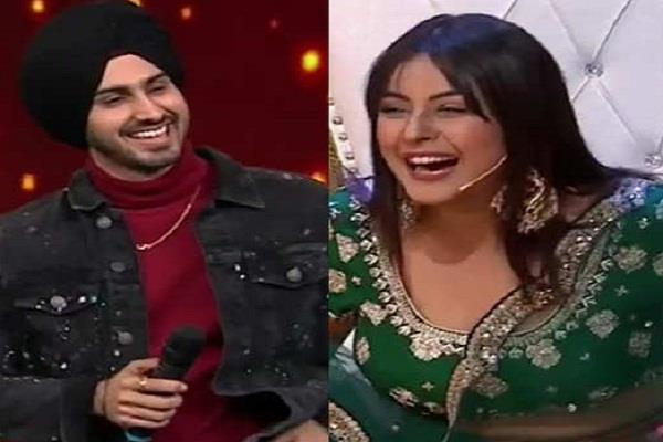 rohanpreet and vipin come as shehnaz gill suits in mujhse shaadi karoge