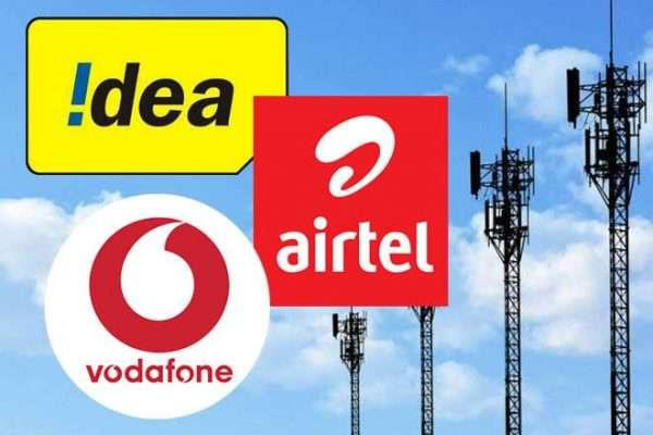 relief from voda idea and airtel