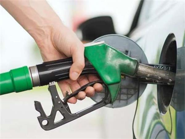 petrol diesel cheaper after 3 days
