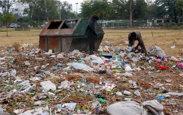 garbage in mohali