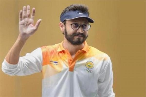 abhishek verma wins men s 10m air pistol t2 national trials