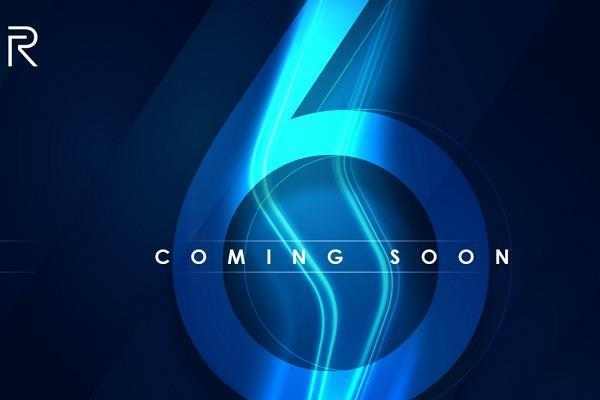 realme 6 launch confirmed