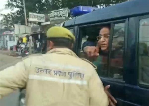 terrorist azam khan uttar pradesh jail police