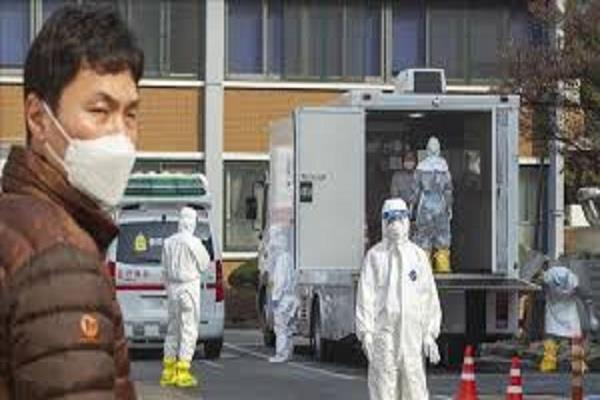 south korea coronavirus death