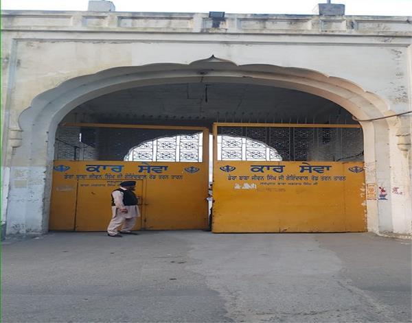 tarn taran baba jeevan singh dera loot three persons arrested