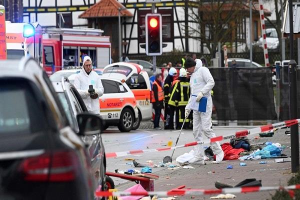 germany 52 people injured
