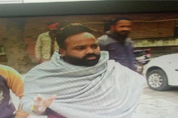 shiv sena leader amit sharma arrested