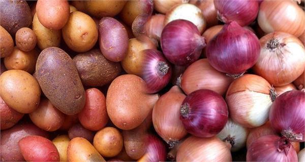 potato  onion  tomato prices