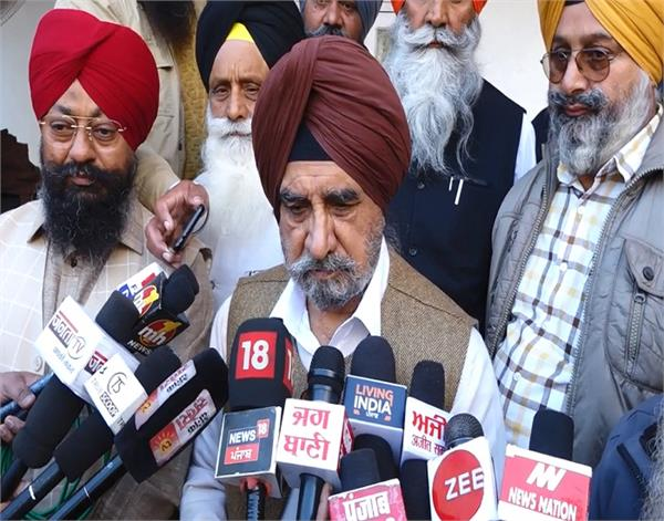 ajnala family cabinet minister tripit rajinder singh bajwa big statement