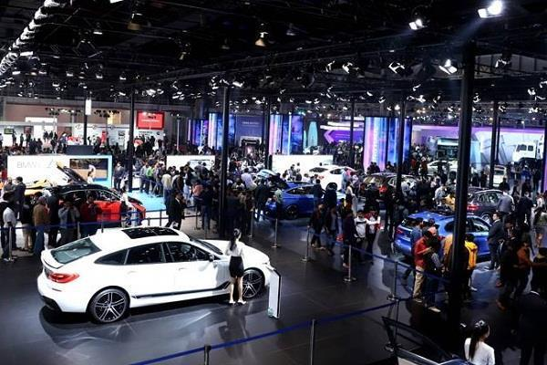auto expo 2020 begins with media event