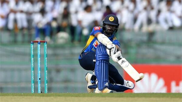dimuth karunaratne back as captain sri lanka squad for odi series against wi