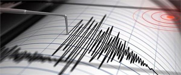 earthquake felt along the turkish iranian border