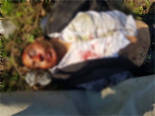police recovered boy deadbody