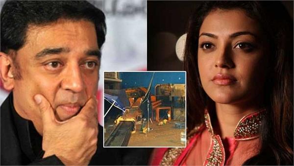 amritha ram reveals how kamal haasan kajal aggarwal