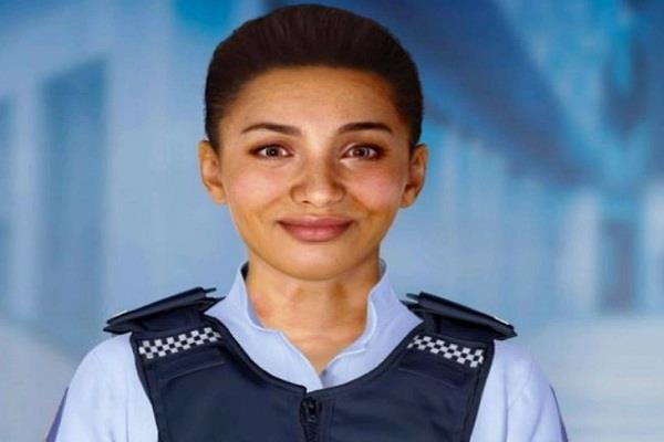 new zealand  ai policeman