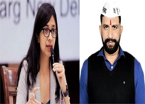 swati maliwal and naveen jaihind have got divorced