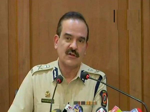 parambir singh mumbai new police commissioner