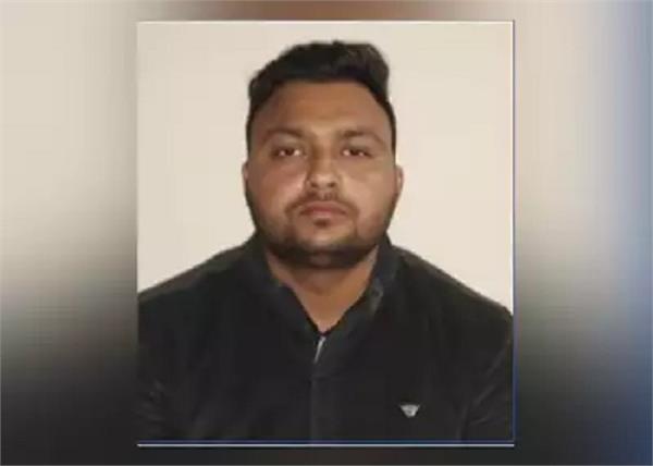 khalistan liberation force weapons supplies ashish arrested