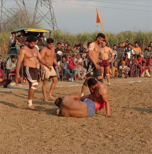 kabaddi tournament