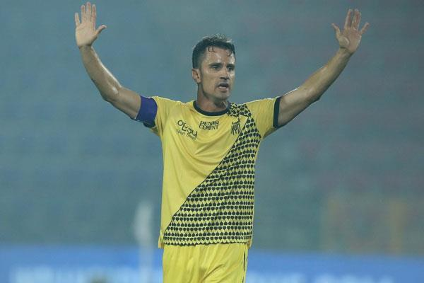 hyderabad fc conclude the season with a 5 1 win