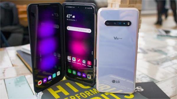 lg v60 thinq 5g launch in global market