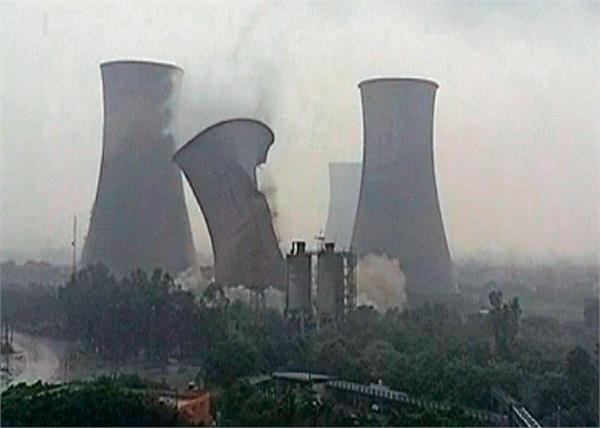 haryana power plants get notices