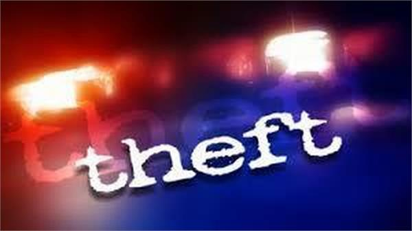 theft in shop