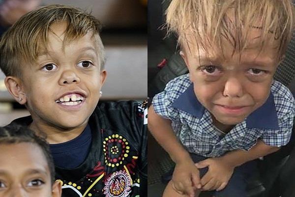 australia  9 year old boy