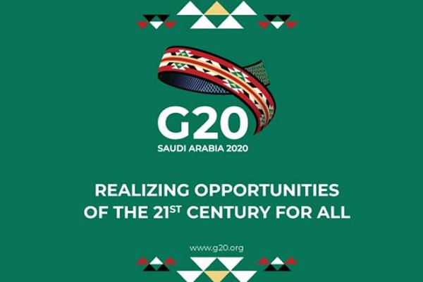 ministers from 20 countries to meet in saudi arabia