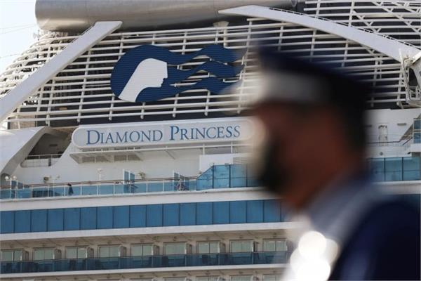 condition of 8 infected indians on board quarantined cruise ship improving