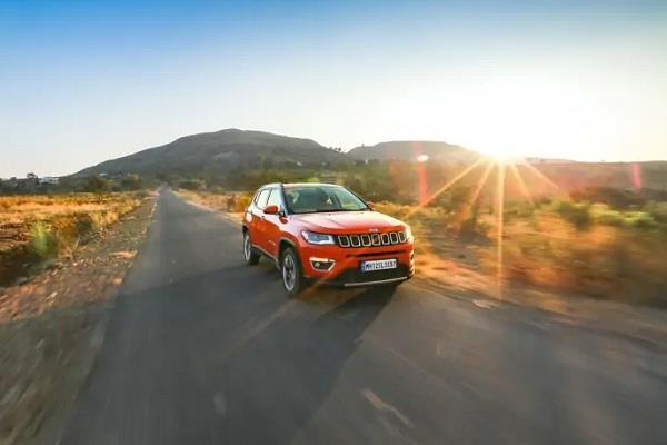 jeep updates all variants of compass
