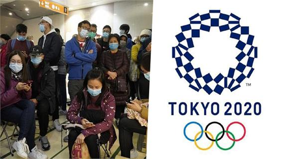 top tokyo olympic official bothered by   corona virus