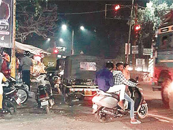 jalandhar maksuda traffic