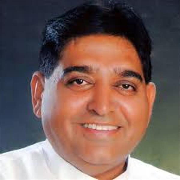 sham sunder arora cabinet minister