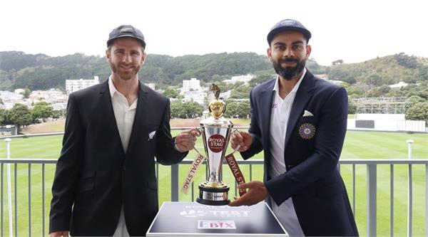 new zealand vs india 1st test wellington basin reserve stats and records