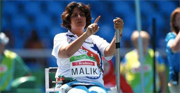 deepa malik will not play in tokyo paralympics