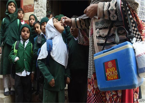 polio diet is not against sharia  pak ulema