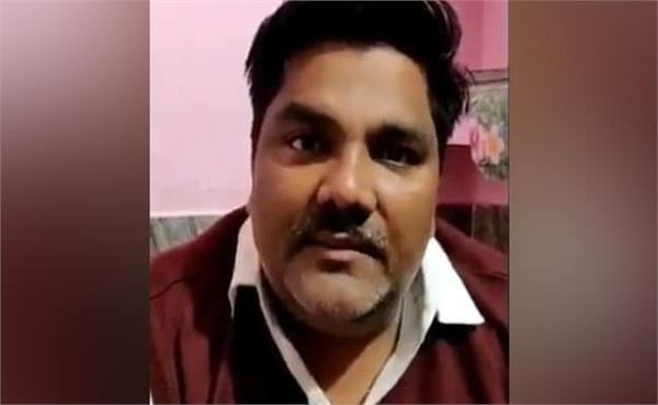 big action on aap counselor tahir hussain