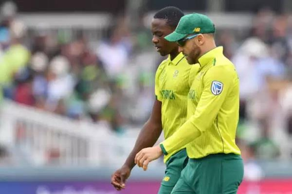 t20  rabada and du plessis return to south africa squad